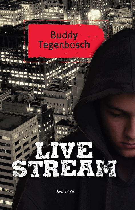Livestream - boek cover